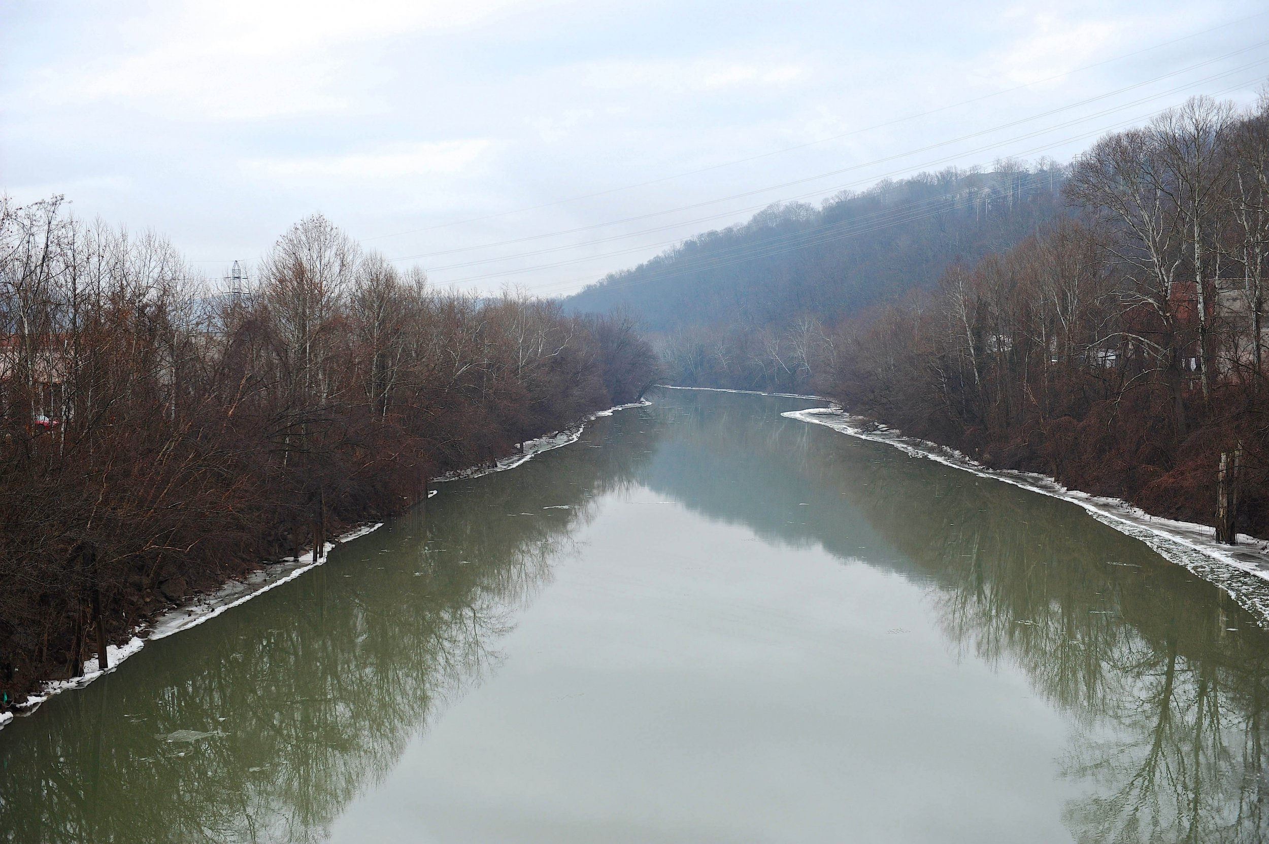 West Virginia spill