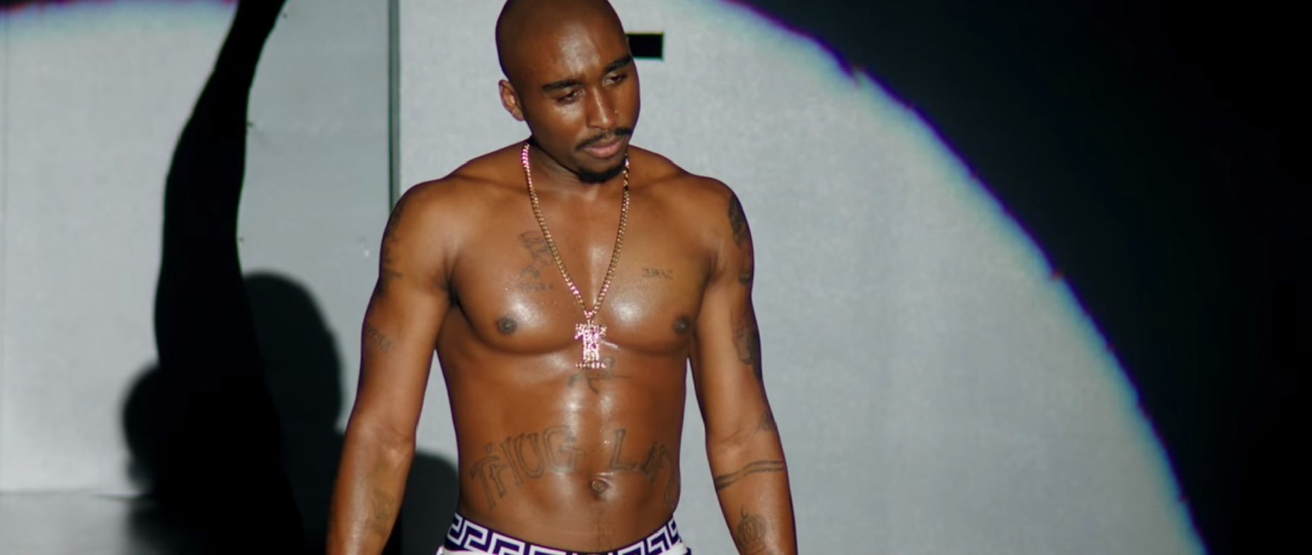 Tupac Shakur biopic - All Eyez On Me