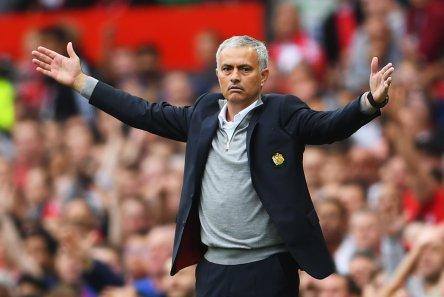 Image result for jose mourinho manchester united