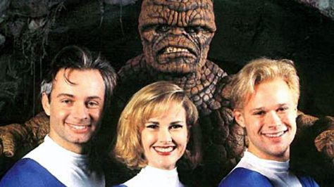 Image result for fantastic 4 1994