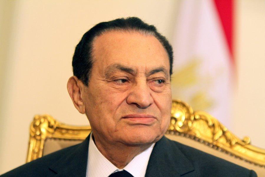 Resultado de imagem para Hosni Mubarak