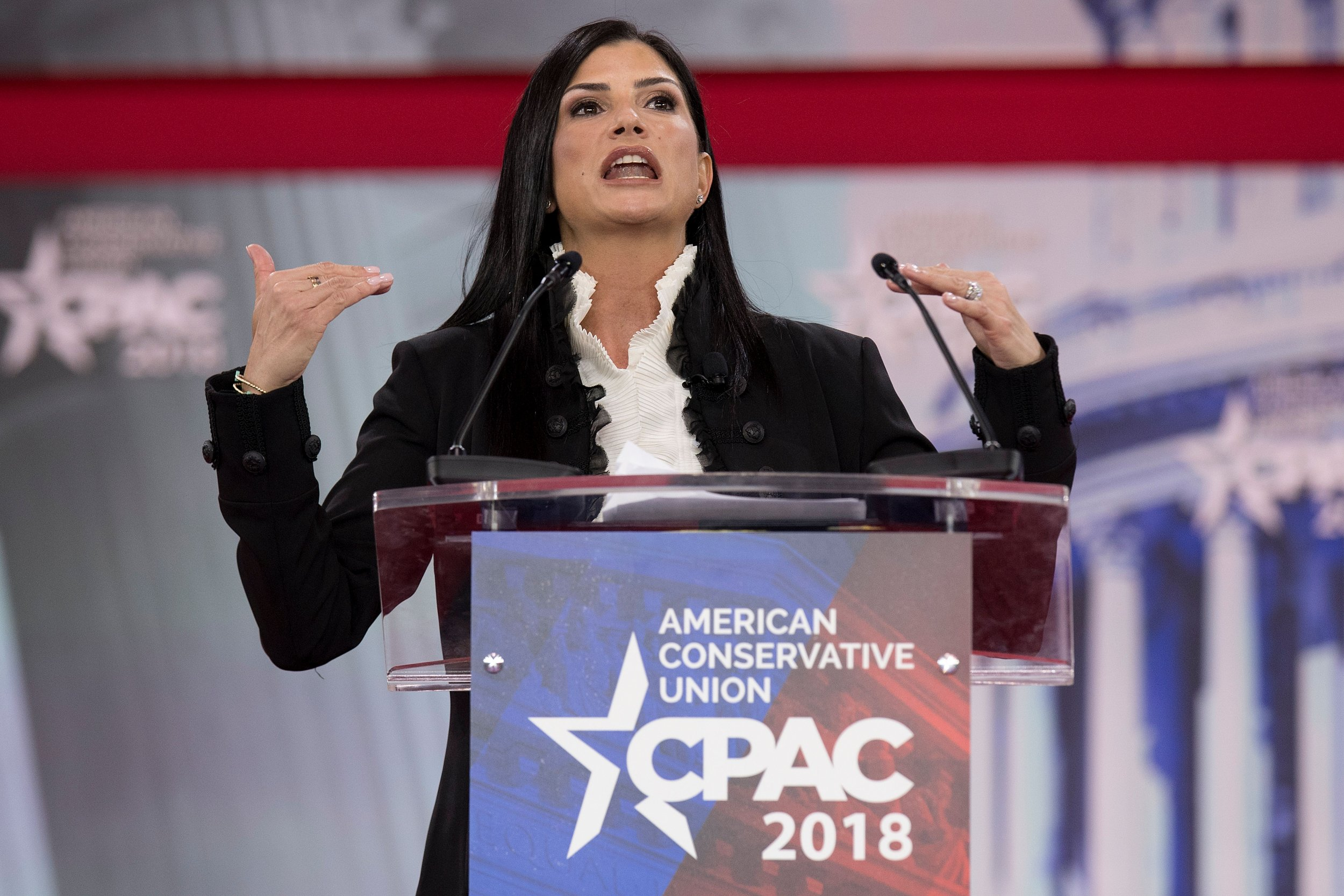 Image result for Dana Loesch, at CPAC, photos
