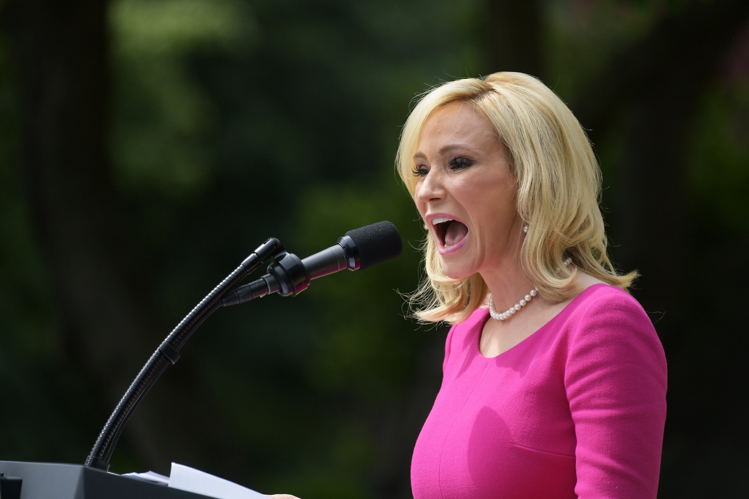 Trump's Spiritual Adviser: Send Me Your Salaries