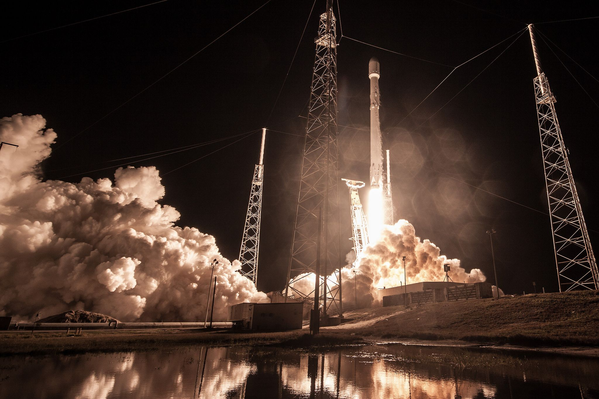 SpaceX May Have Lost Secret U.S. Government Zuma Craft