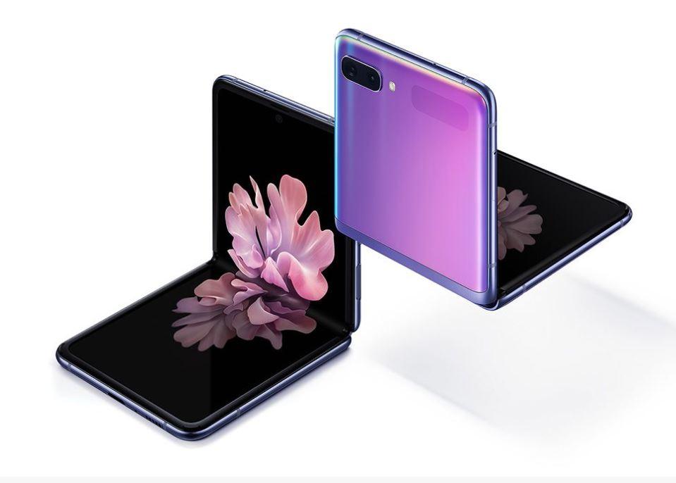 三星第二款摺疊螢幕手機舊金山亮相價格親民好攜帶  科技  新頭殼Newtalk