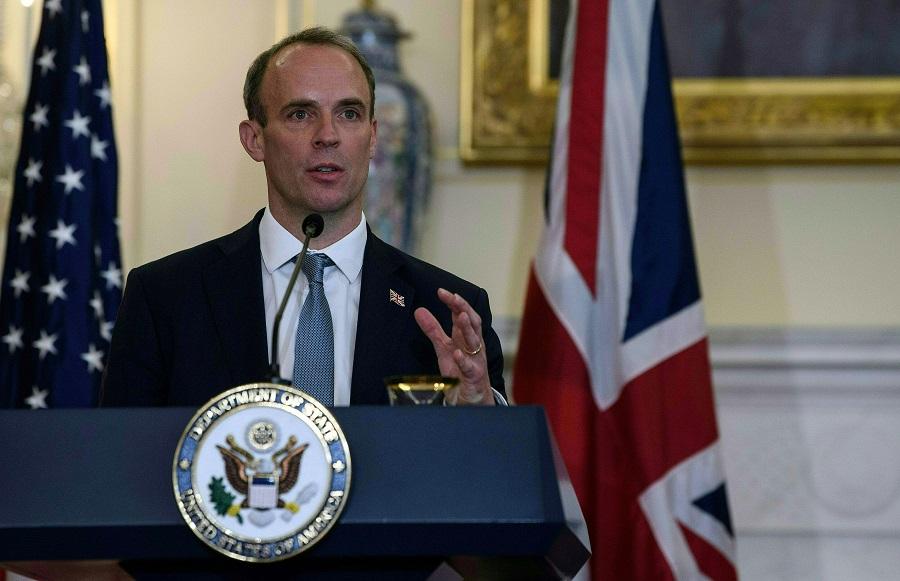 疫情以來首見!G7外長齊聚倫敦開會 中俄威脅、氣候變遷成焦點