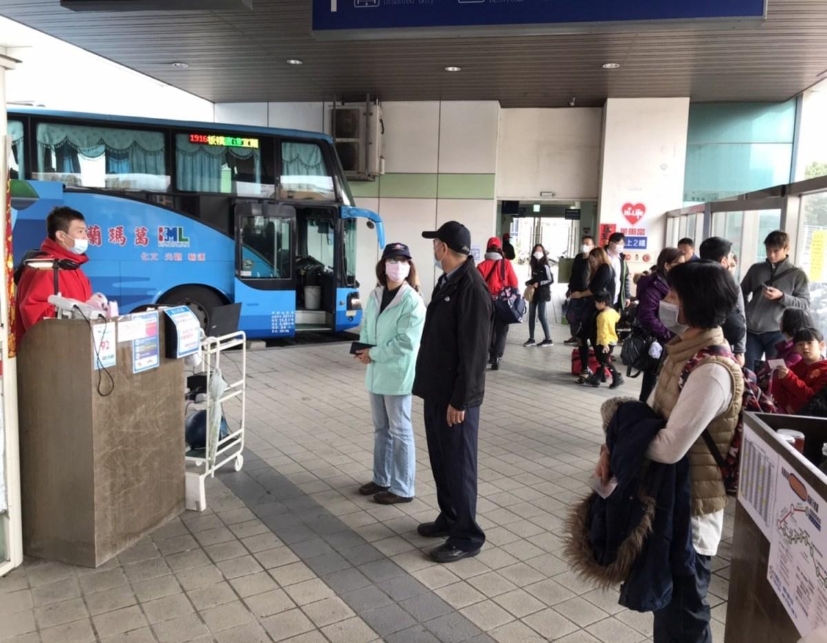 三級警戒》端午移動潮狂跌!公路總局:客運售票數僅剩不到5千張