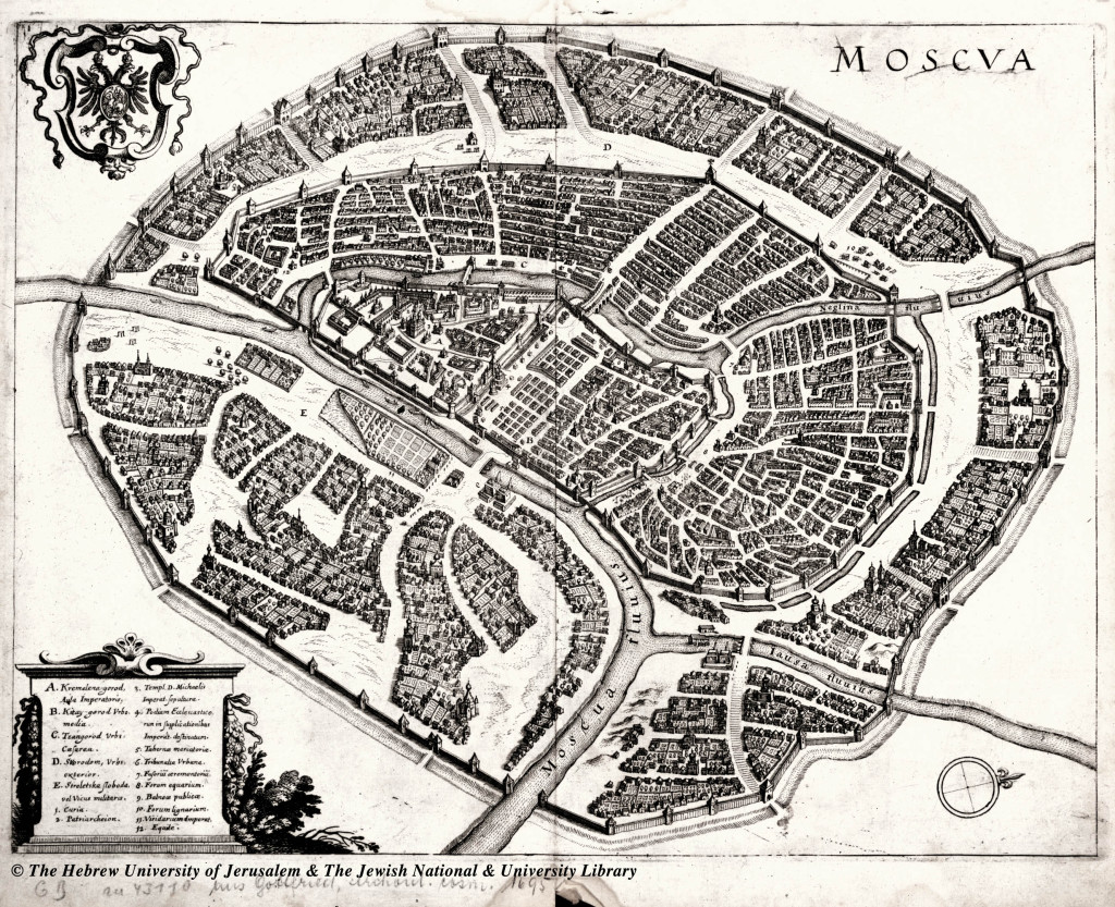 Moscow 1664