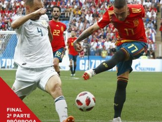 Spain vs Russia 1-1 Highlight Download