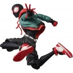 SV Action Spider-Man Into the Spider-Verse Action Figure: Miles Morales Spider-Man Sentinel