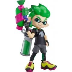 figma No. 462-DX Splatoon: Splatoon Boy DX Edition Good Smile