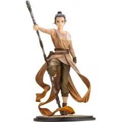ARTFX Artist Series Star Wars The Force Awakens 1/7 Scale Pre-Painted Figure: Rey -Descendant of Light- Kotobukiya