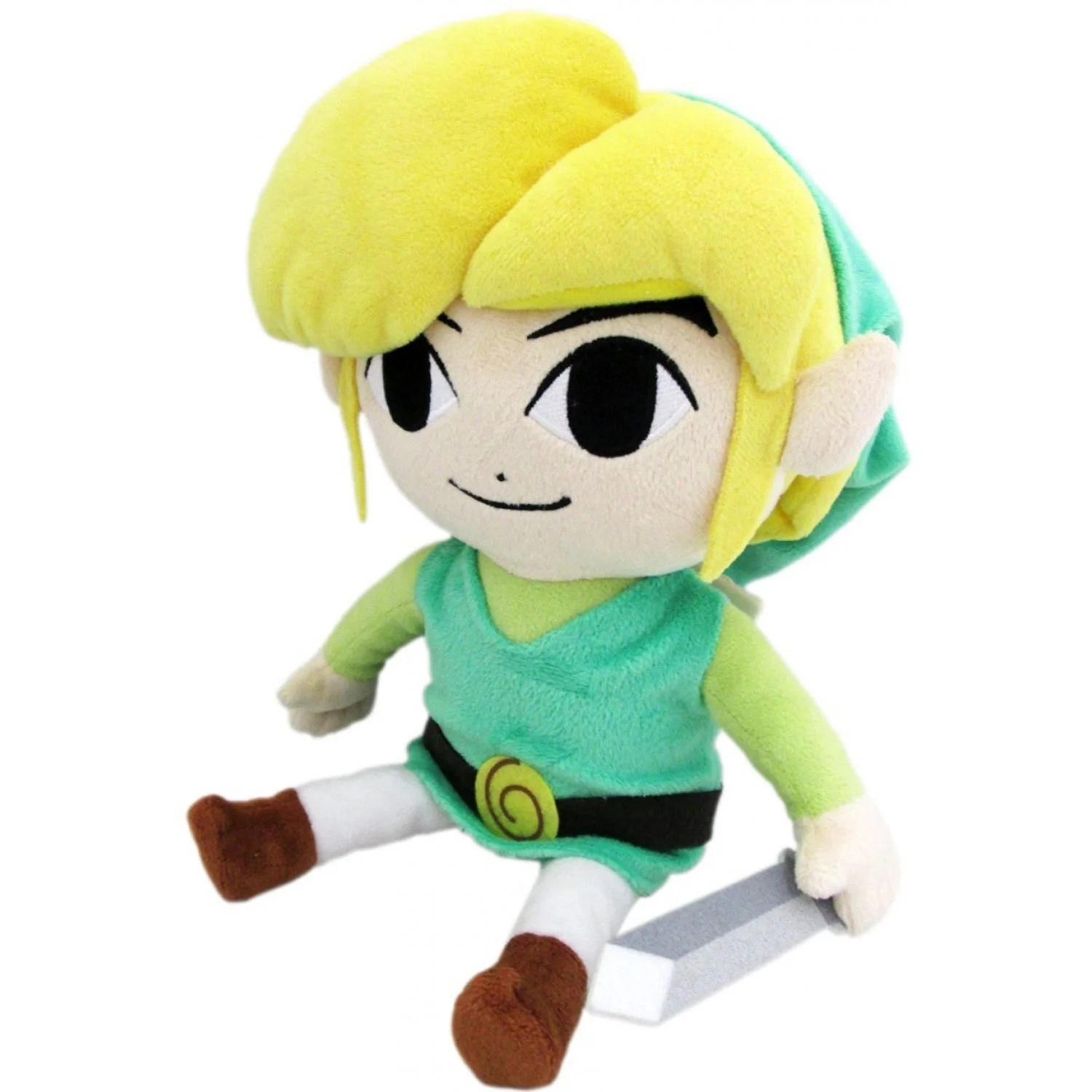 The Legend Of Zelda The Wind Waker HD Plush Link Small