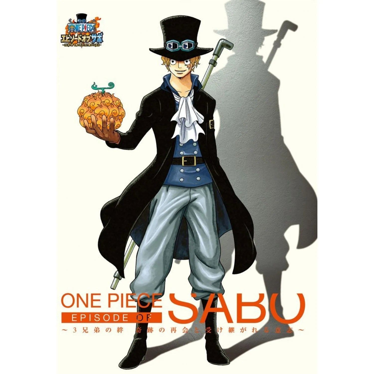 One Piece Episode Of Sabo The Three Brothers Bond