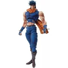 SUPER ACTION STATUE JOJO'S BIZARRE ADVENTURE PART II: JOSEPH JOESTAR (RE-RUN) Medicos Entertainment