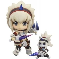 NENDOROID NO. 377 MONSTER HUNTER 4: FEMALE - KIRIN EDITION (RE-RUN) Good Smile