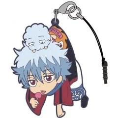 GINTAMA TSUMAMARE STRAP: WINTER COSTUME GIN-SAN (RE-RUN) Cospa