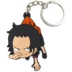 ONE PIECE TSUMAMARE KEYCHAIN: ACE CHILDHOOD VER. (RE-RUN) Cospa