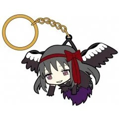 PUELLA MAGI MADOKA MAGICA THE MOVIE PART 3 REBELLION TSUMAMARE KEY RING: DEVIL HOMURA (RE-RUN) Cospa