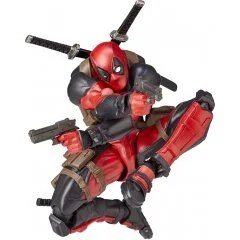 DEADPOOL AMAZING YAMAGUCHI SERIES NO. 001: DEADPOOL (RE-RUN) Kaiyodo