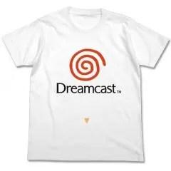 DREAMCAST T-SHIRT WHITE