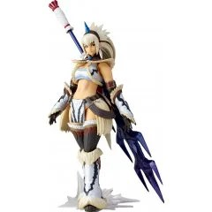 VULCANLOG 020 MONHUNREVO HUNTER: FEMALE SWORDSMAN KIRIN SERIES (RE-RUN) Union Creative