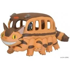 STUDIO GHIBLI MY NEIGHBOR TOTORO KUMUKUMU PUZZLE: CAT BUS Ensky