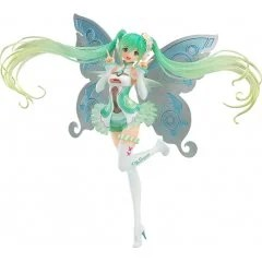 HATSUNE MIKU GT PROJECT 1/1 SCALE PRE-PAINTED FIGURE: RACING MIKU 2017 VER. Good Smile Racing
