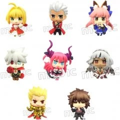 COLOR COLLECTION FATE/EXTELLA (SET OF 8 PIECES) (RE-RUN) Movic