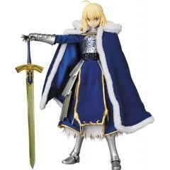 REAL ACTION HEROES GENESIS NO. 777 FATE/GRAND ORDER 1/6 SCALE PRE-PAINTED FIGURE: SABER / ALTRIA PENDRAGON VER. 1.5 Medicom