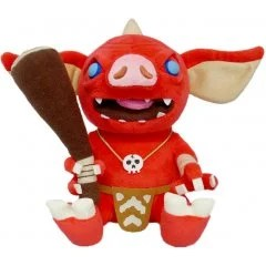 THE LEGEND OF ZELDA BREATH OF THE WILD PLUSH: BOKOBLIN (S) (RE-RUN) San-ei Boeki
