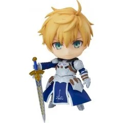 NENDOROID NO. 842 FATE/GRAND ORDER: SABER / ARTHUR PENDRAGON (PROTOTYPE) Orange Rouge