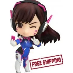 Nendoroid No. 847 Overwatch: D.Va Classic Skin Edition - Good Smile