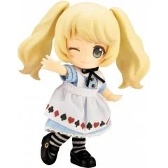 CU-POCHE EXTRA TWIN-TAIL SET: ALICE NO KIMAGURE by Kotobukiya