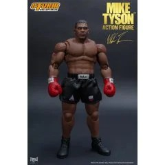 MIKE TYSON 1/12 SCALE PRE-PAINTED ACTION FIGURE by Storm Collectibles