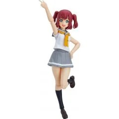 figma Love Live! Sunshine!!: Ruby Kurosawa [Good Smile Company Online Shop Limited Ver.] by Max Factory