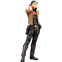 DC COMICS IKEMEN SERIES 1/7 SCALE PRE-PAINTED FIGURE: RED HOOD [FIRST RELEASE LIMITED EDITION] Kotobukiya