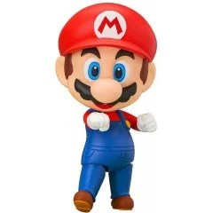 NENDOROID NO. 473 SUPER MARIO: MARIO [GOOD SMILE COMPANY ONLINE SHOP LIMITED VER.] (RE-RUN) Good Smile