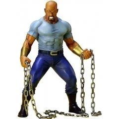 ARTFX+ THE DEFENDERS 1/10 SCALE PRE-PAINTED FIGURE: LUKE CAGE Kotobukiya