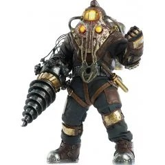 BIOSHOCK 2 1/6 SCALE ACTION FIGURE: SUBJECT DELTA & LITTLE SISTER (DELUXE VER.) Threezero