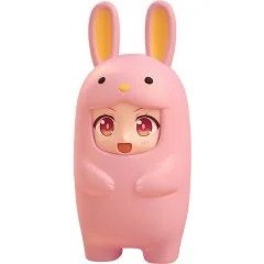 NENDOROID MORE: FACE PARTS CASE (PINK RABBIT) Good Smile