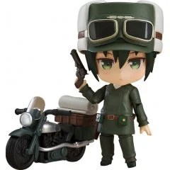 NENDOROID NO. 890 KINO'S JOURNEY: KINO & HERMES [GOOD SMILE COMPANY ONLINE SHOP LIMITED VER.] Good Smile