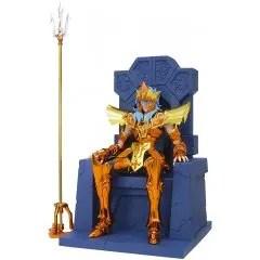 SAINT CLOTH MYTH EX: EMPEROR POSEIDON IMPERIAL SLOAN SET - Tamashii (Bandai Toys)