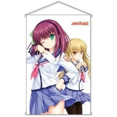 ANGEL BEATS! B2 OPERATION WALL SCROLL: YURI & YUSA Kadokawa Shoten