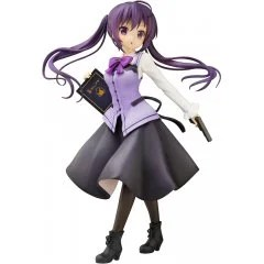 IS THE ORDER A RABBIT?? 1/7 SCALE PRE-PAINTED FIGURE: RIZE (CAFE STYLE) (RE-RUN) Plum