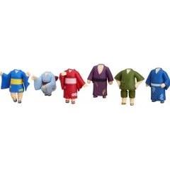 NENDOROID MORE: DRESS UP YUKATAS (SET OF 6 PIECES) Good Smile