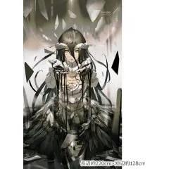 OVERLORD II SHEETS: ALBEDO Curtain Damashii
