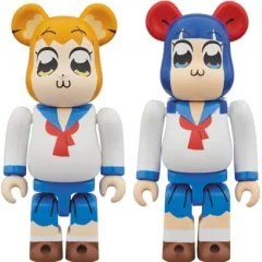 BE@RBRICK POP TEAM EPIC 2 PACK Medicom