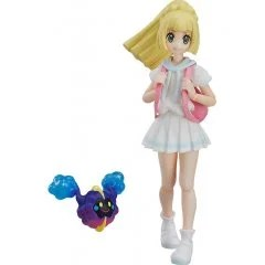 FIGMA NO. 392 POKEMON: LIVELY LILLIE [POKEMON CENTER ONLINE SHOP LIMITED VER.] Good Smile