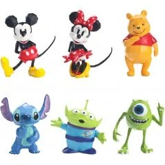 POLYGO MINI ACTION FIGURE COLLECTION (SET OF 6 PIECES) Sentinel